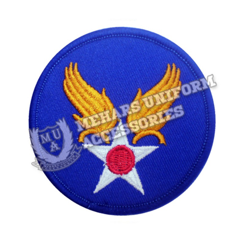 Machine Embroidery Badges