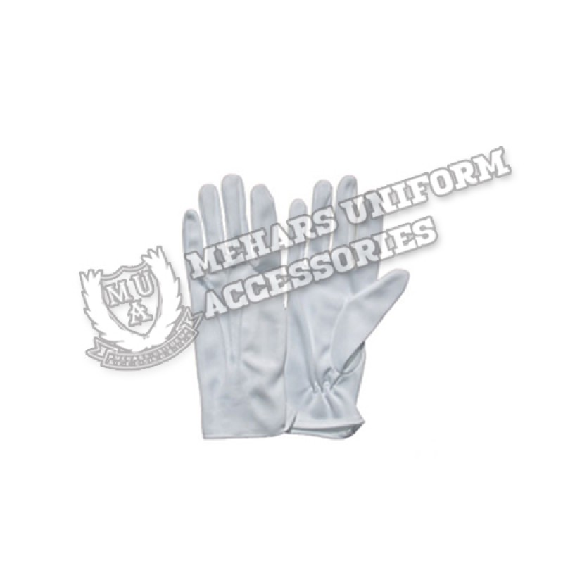 Masonic Embroidery Gloves